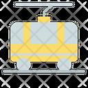 Tram Tram Train Metro Icon