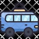 Tram Travel Transport Icon