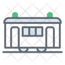 Tram Tramcar Train Icon