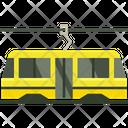Tram Transport Transportation Icon