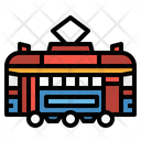 Tram Transportation Train Icon
