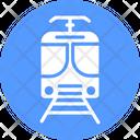 Tram Passenger Train Railway Icon