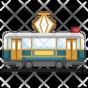 Tram Subway Train Icon