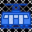 Tram Tramway Metro Icon