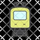 Tram Tramway Travel Icon