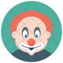 Tramp Clown Icon