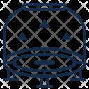 Trampoline Equipment Sport Icon