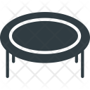 Trampoline Exerciser Jumping Icon