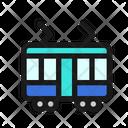 Tramway Tram Trolley Icon