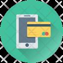 Commerce Transaction Mobile Icon