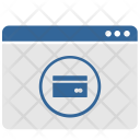 Transaction Credit Card Icon