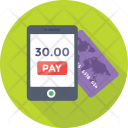 Transaction Online Pay Icon