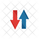 Up Down Icon