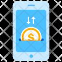 Transaction Money Transafer Icon