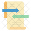 Transaction Business Transfer Icon