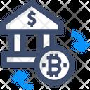 Transaction Bitcoin Transaction Bitcoin Exchange Icon
