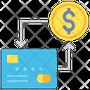 Transaction Money Transaction Transfer Icon