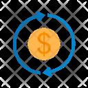 Transaction Dollar Icon