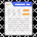 Transaction Application Icon