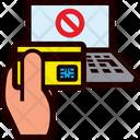 Transaction Denied Icon