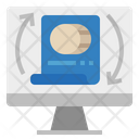 Transaction Processing Icon