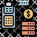 Transactional Data Icon