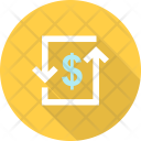 Transcation Payment Transfer Icon