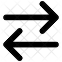 Transaction Arrow Arrow Left Right Ui Icon