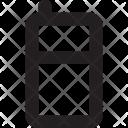 Transceiver Walkie Talkie Icon