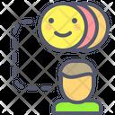 Transfer Emotions Feelings Icon