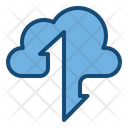 Transfer Data Transfer Cloud Transfer Icon