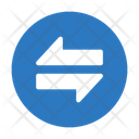 Transfer Exchange Sign Icon