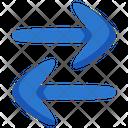 Arrow Swap Switch Icon