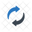 Transfer Exchange Replace Icon