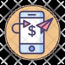 Mtransfer Transfer Money Transfer Icon