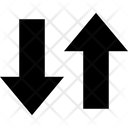 Arrow Up Down Mini Transfer Exchange Icon