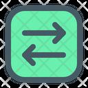 Transfer Transaction Exchange Icon