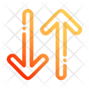 Transfer Exchange Direction Icon