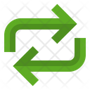 Transfer Pointer Direction Icon