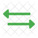 Transfer Arrow Exchange Icon