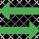 Transfer arrow Icon
