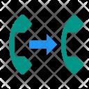 Transfer Call Icon