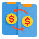 Currency Exchange Money Icon