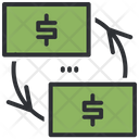 Transfer Currency Icon