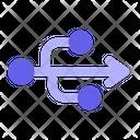 Transfer Data Data Filter Transfer Icon