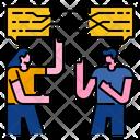 Transfer Data Exchange Data Transfer Icon