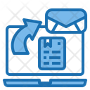 Tranfer Document Email Icon