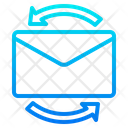 Transfer Email Transfer Mail Send Icon