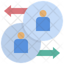 Transfer Employee Icon