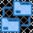 Transfer Folder Icon